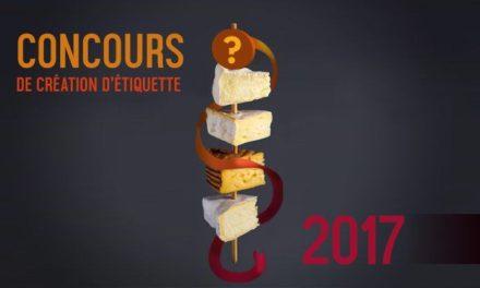 Création d'une étiquette pour les fromages AOP de Normandie