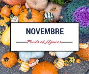 calendrier des fruits et l gumes de novembre recettes. Black Bedroom Furniture Sets. Home Design Ideas