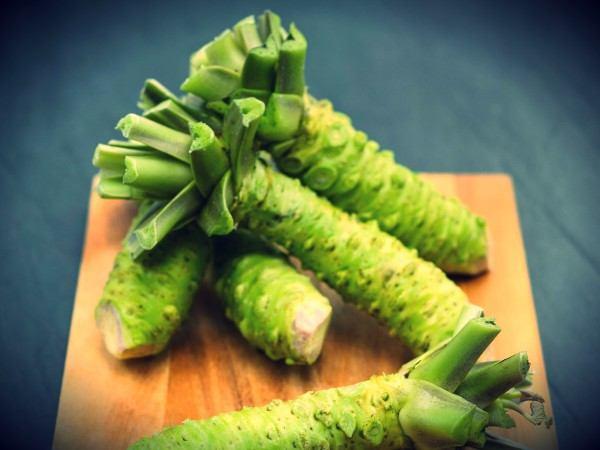 wasabi tout savoir sur cette plante recettes simples et faciles de framboize. Black Bedroom Furniture Sets. Home Design Ideas