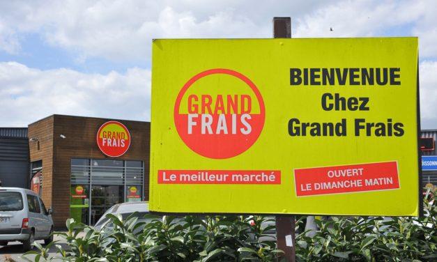 Pourquoi j'aime mon magasin Grand Frais ?