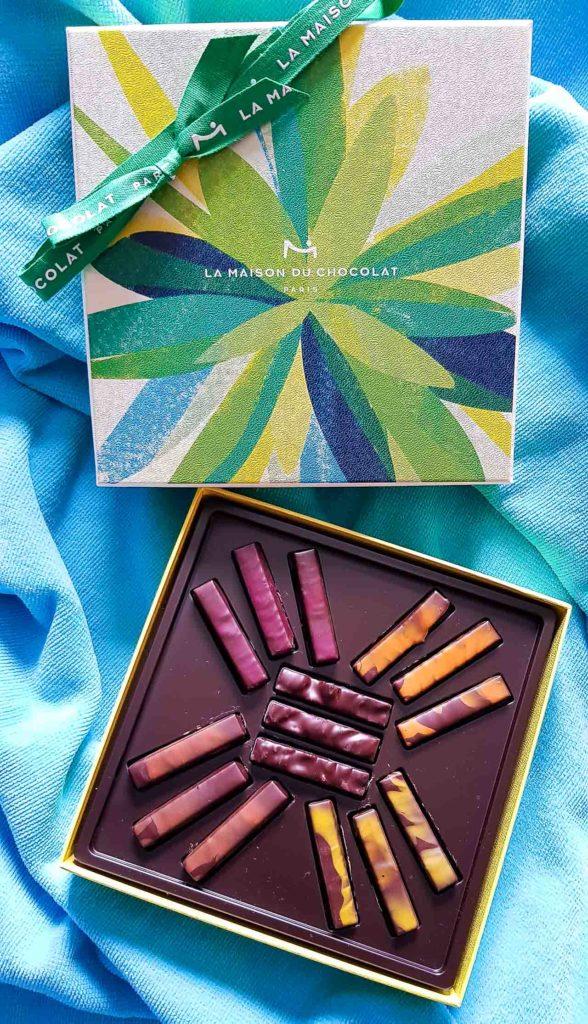 Maison du chocolat coffret Bien être