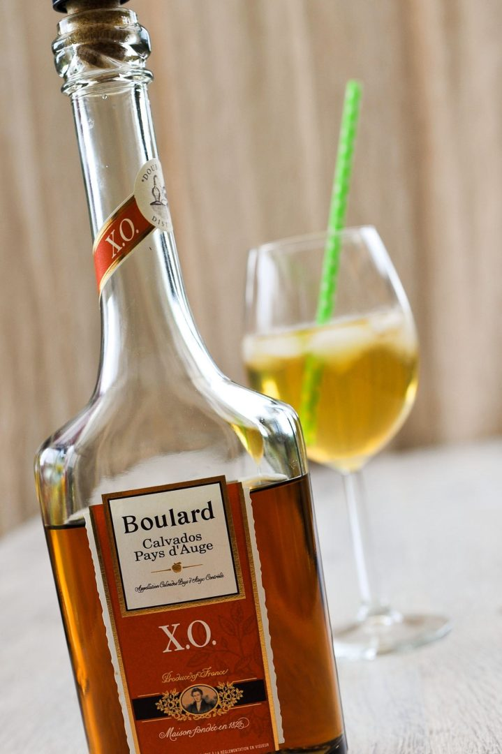 calva tonic, cocktail frais