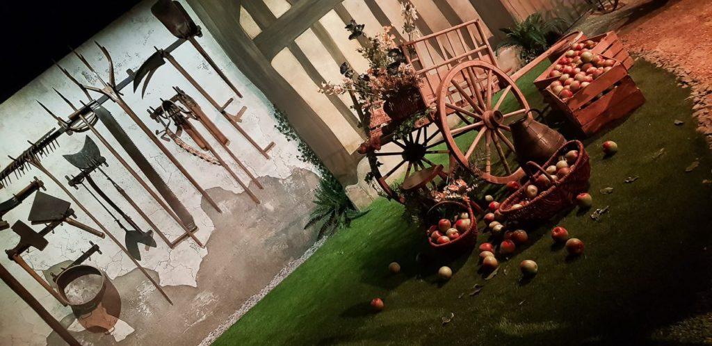 Histoire du calvados et de la normandie