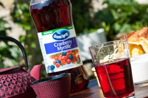Ocean spray, jus de cranberry