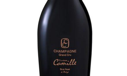 Cuvée Camille, Champagne rosé