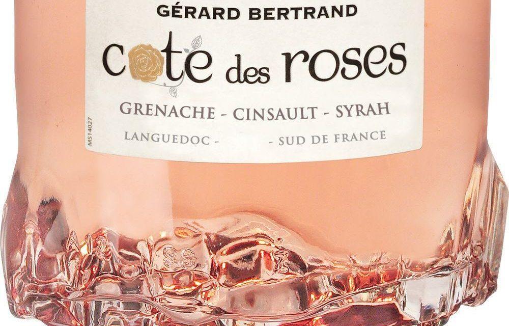 Cote des Roses, rosé 2017, AOP Languedoc