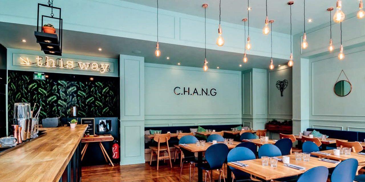 J Ai Testé C H A N G Restaurant Thaï