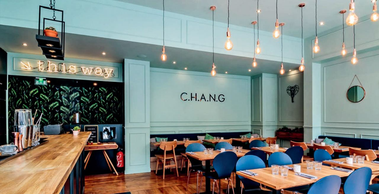 Chang Restaurant thaï