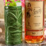Tiki Mai tai  Sailor Jerry