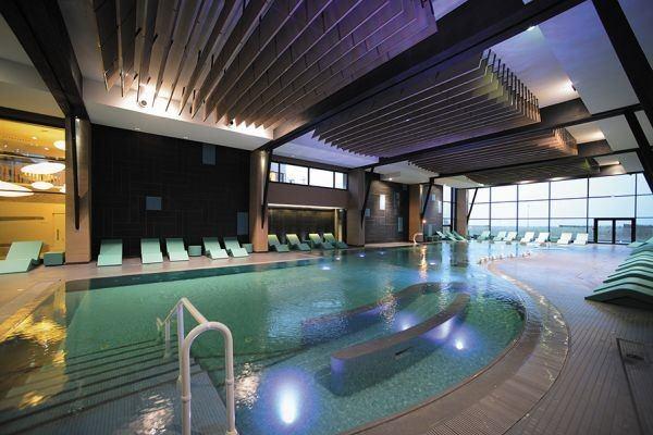 Piscine les bains de Cabourg