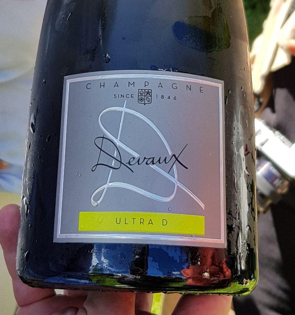 Champagne Devaux cuvée ultra D
