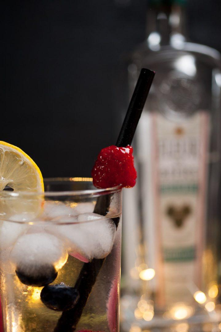 Cocktail Fleur Collins avec Fleur de Bière