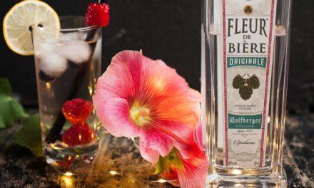 Cocktail : Fleur Collins