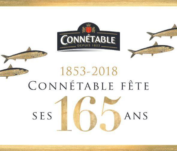 Connétable  fête ses 165 ans