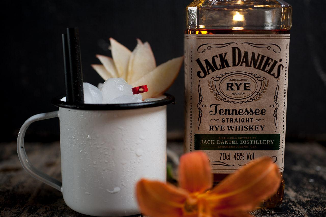 Tenessee Mule Jack Daniel Rye