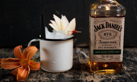 Cocktail : Tenessee mule, Jack Daniel's Rye