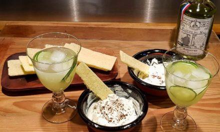 Cocktail : Green beast à l'absinthe