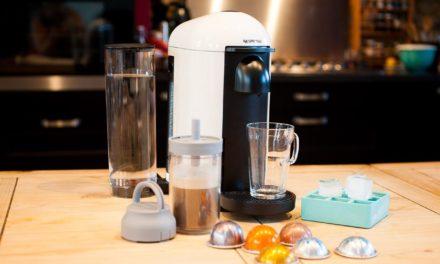 Nespresso Vertuo, le café glacé grand kif à domicile