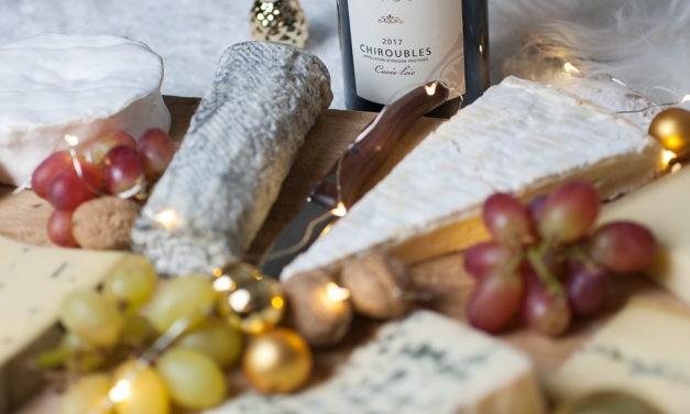 Le plateau de fromages de Noël