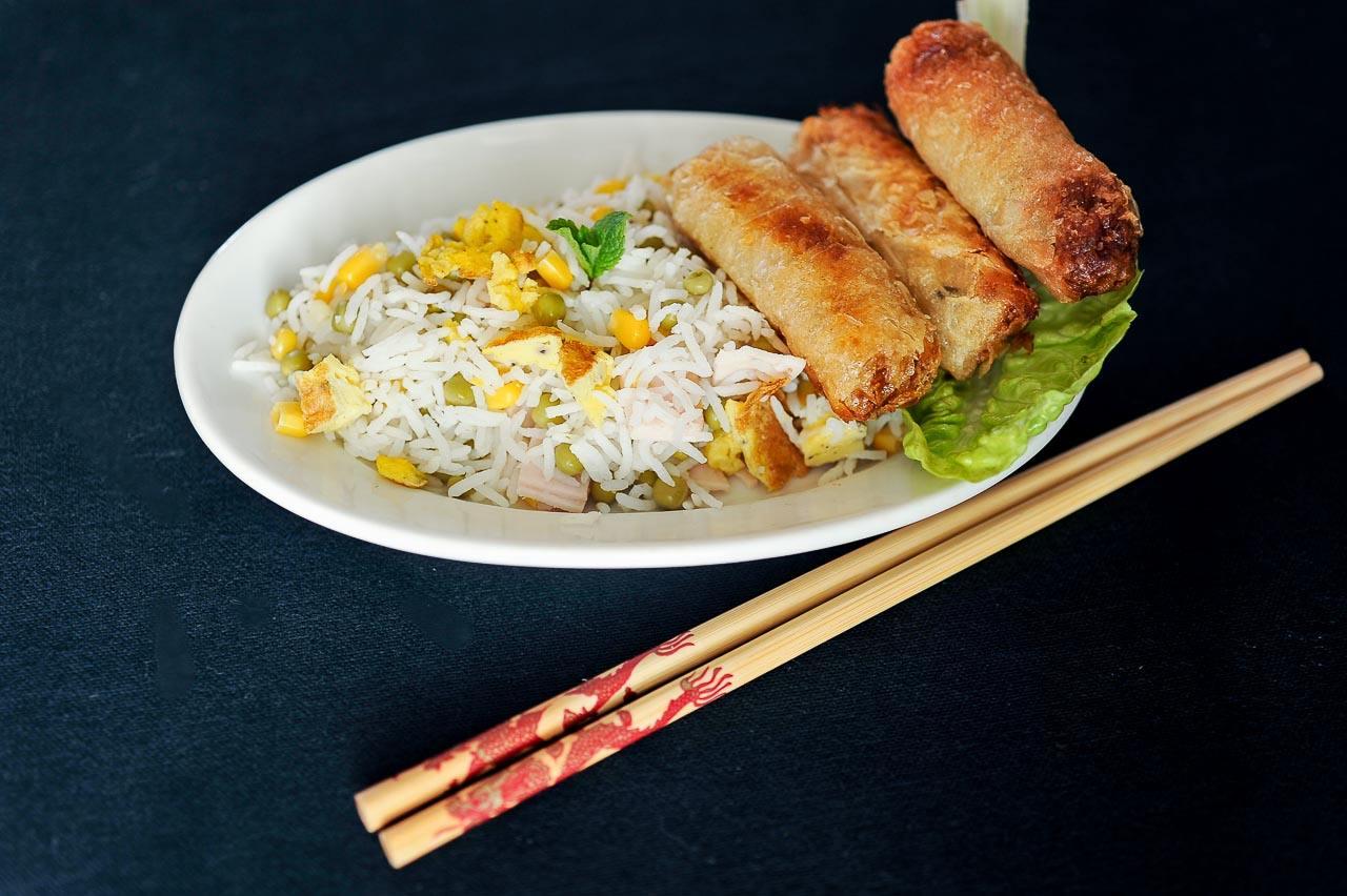 mon délicieux riz cantonnais