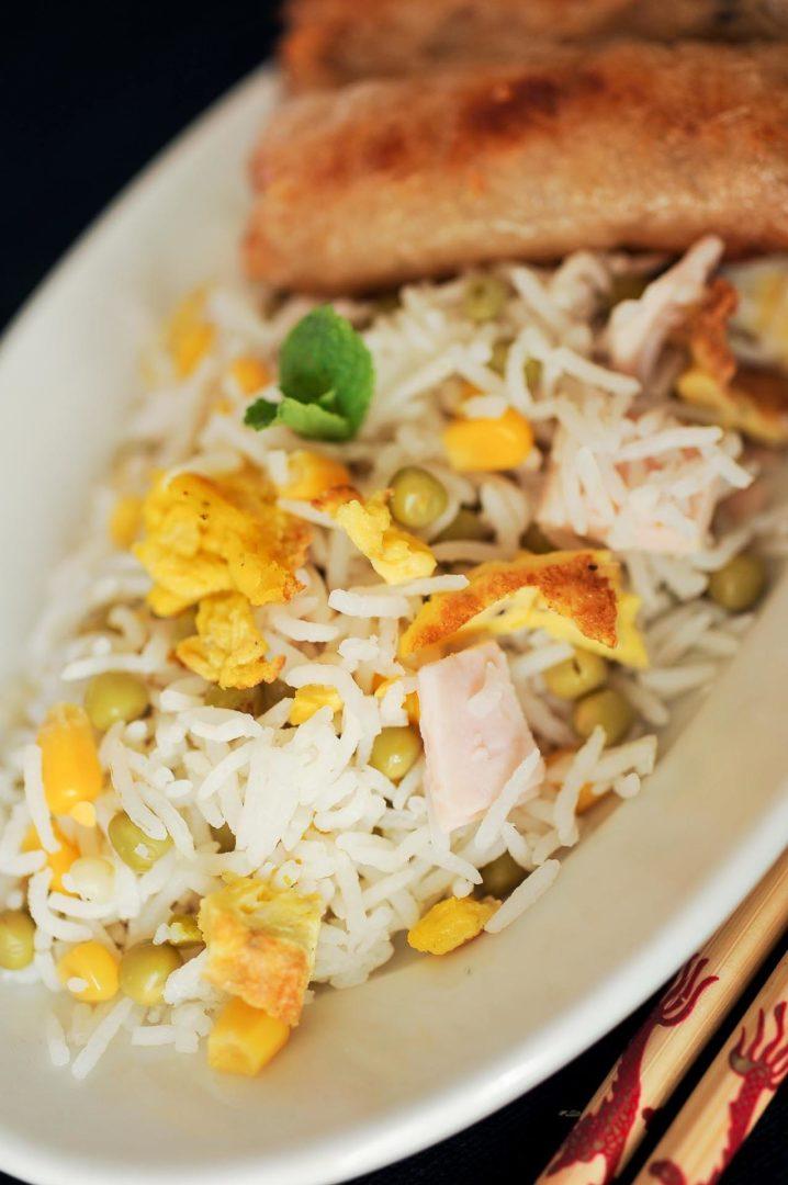 Mon riz cantonnais