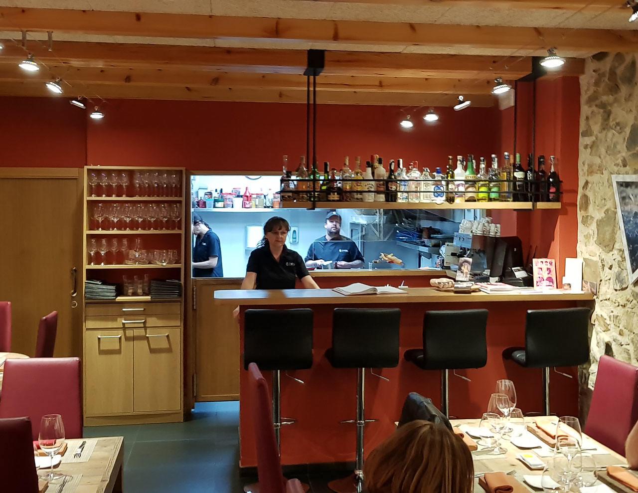 Els Brots, restaurant Priorat catalogne