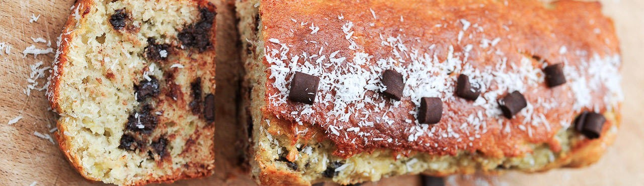 Cake coco chocolat
