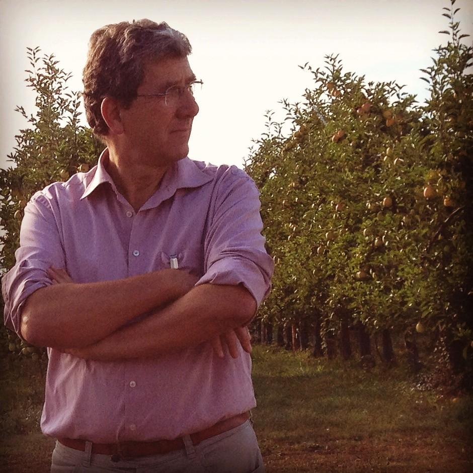 Monsieur Louis Luc Bellard, cultivateur de pomme Tentations
