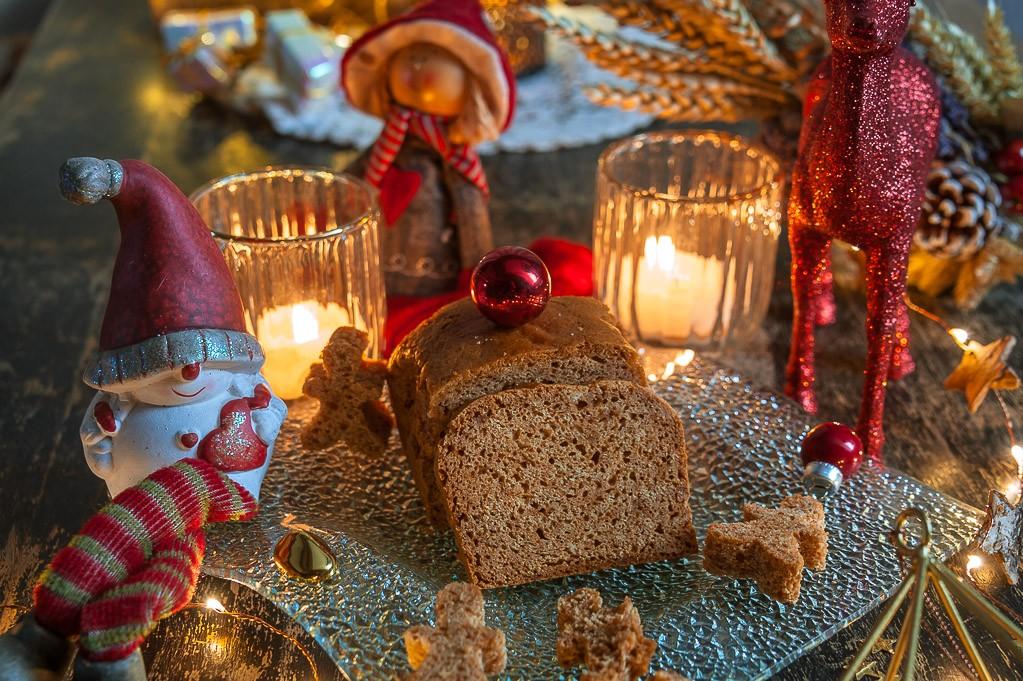 Délicieux pain d'épices pour foodle