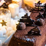 Bûche de Noël, façon Tiramisu