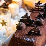 Bûche de Noël, façon Tiramisu