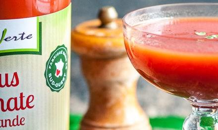 Mocktail : Virgin Mary