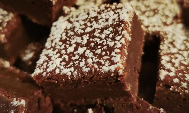 Brownies chocolat et à la banane