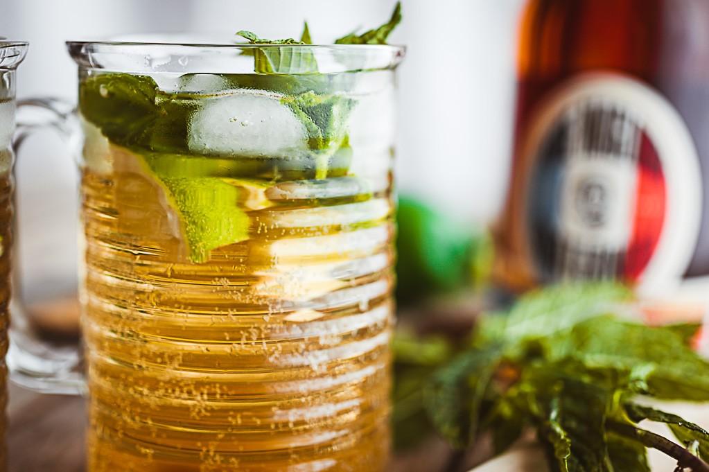 cocktail recette apple mojito pere magloire