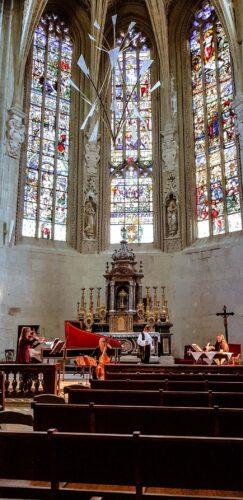 Chambery sainte chapelle