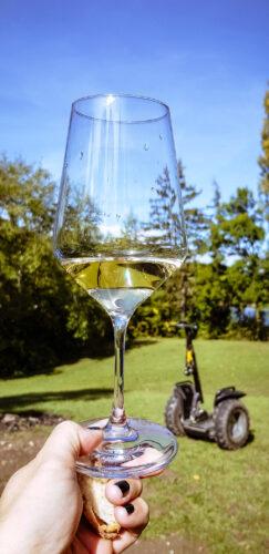 Chambery vin et segway