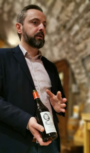 Jura-gabirel dietrich et vin ploussard